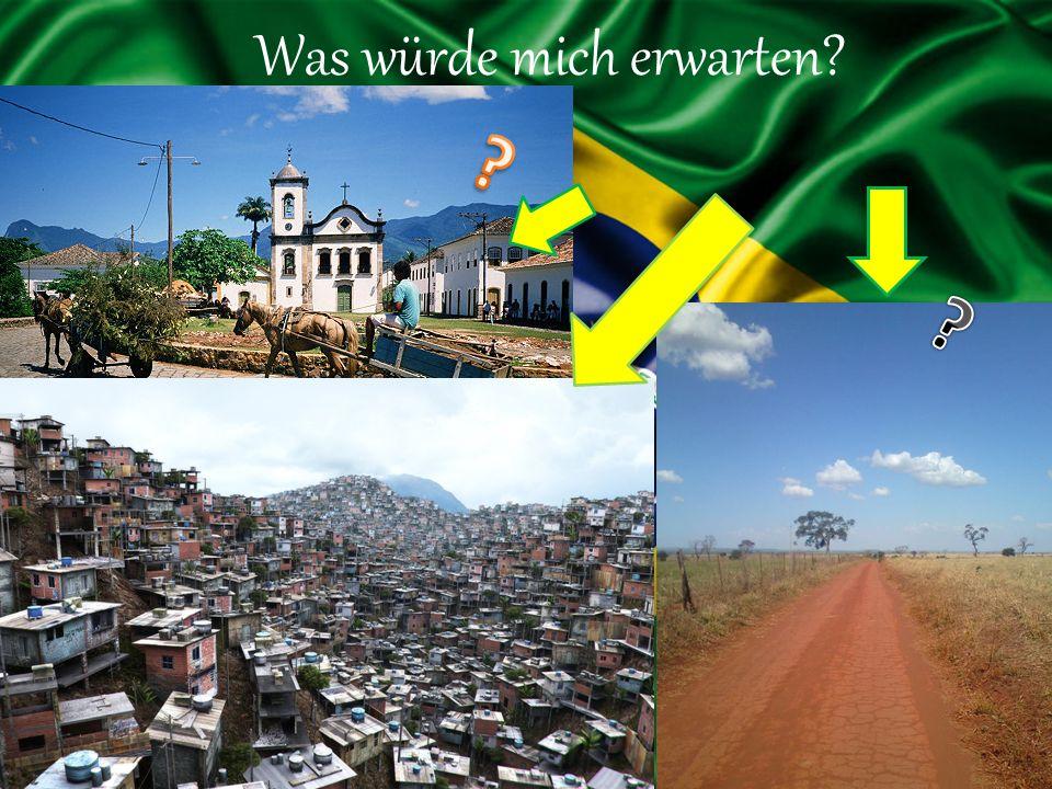 Wann ich ging Im August 2012 kam ich in Rio de Janeiro an.