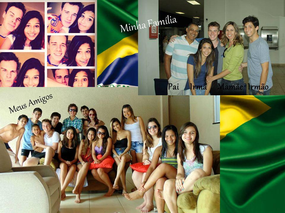 UBERABA Brasília Rio de Janeiro Wohin ich ging