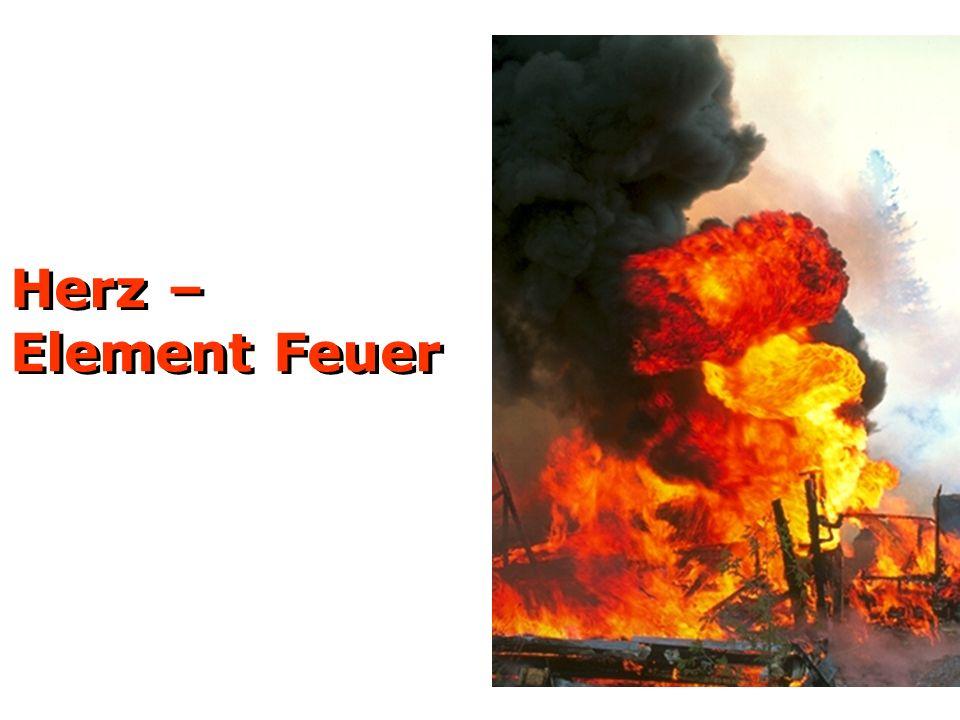 Herz – Element Feuer Herz – Element Feuer