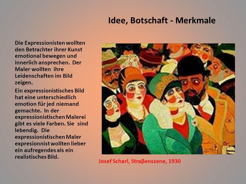 Einige Künstler Edvard Munch ist als der Pionier des Expressionismus betrachtet. Er ist am 12. Dezember 1863 in Løten geboren und in Ekely, nahe Oslo