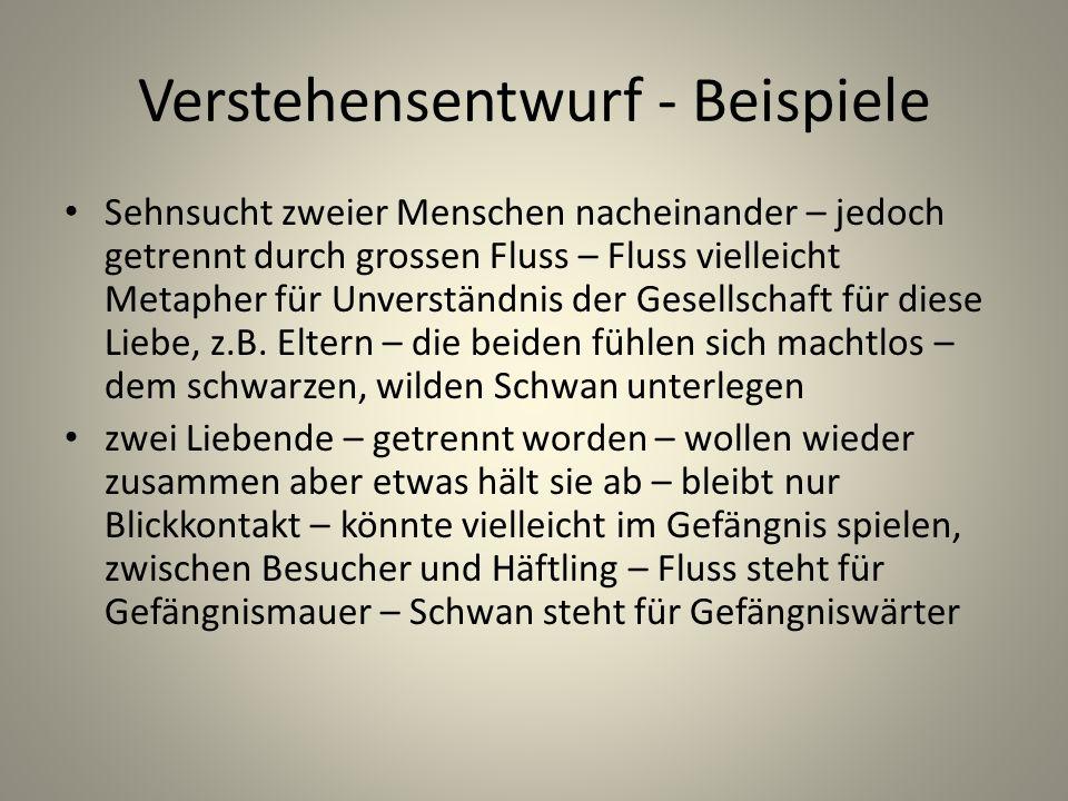 Interpretationsansatz In Gustav Falkes Gedicht,,Zwei geht es um ein Liebespaar, das durch ein unüberwindliches Hindernis getrennt ist und nicht mehr zusammenkommen kann.