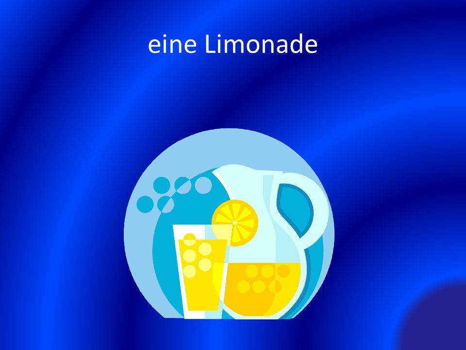 eine Limonade