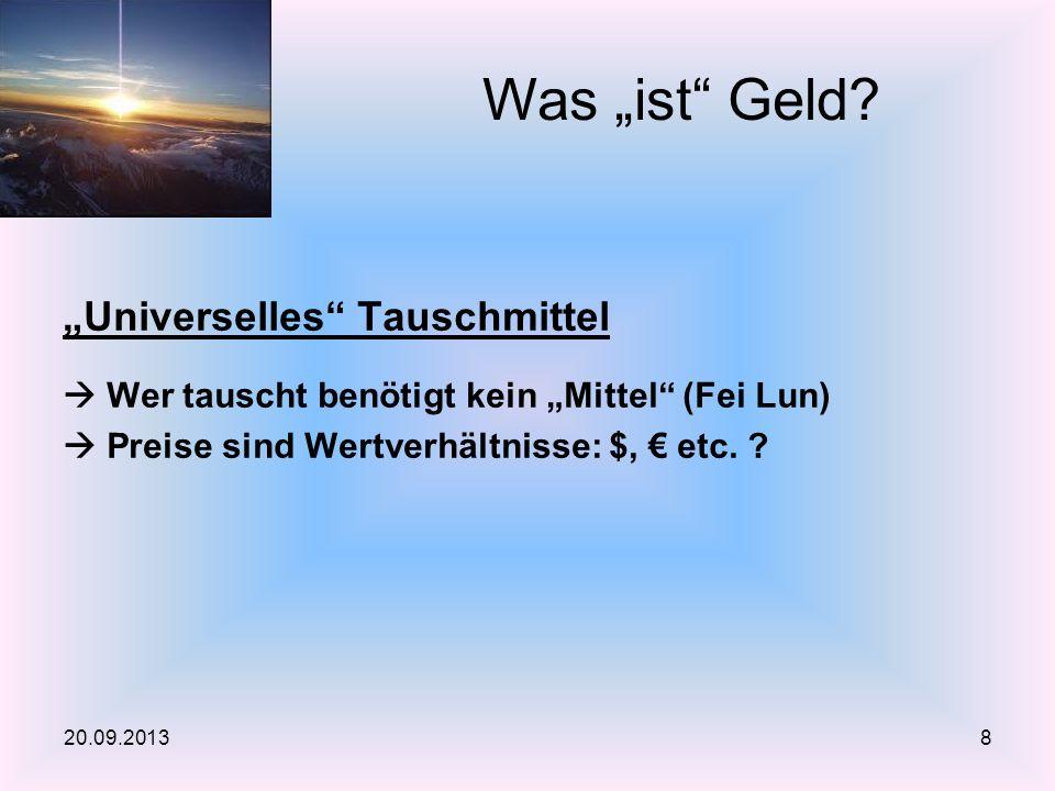 Zukunft: Kooperationsnetze 20.09.201339