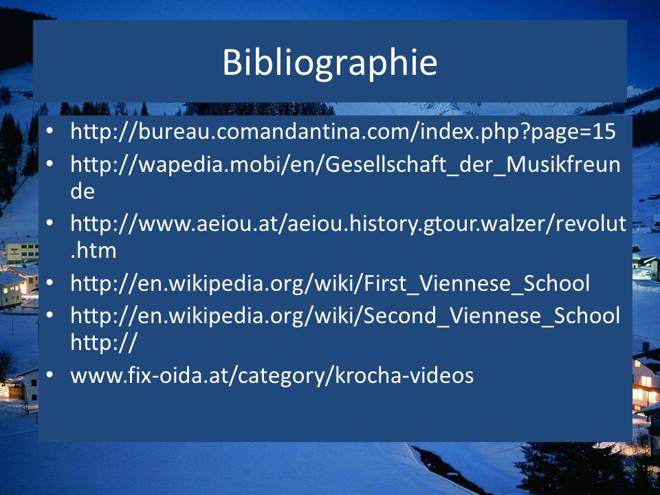 Bibliographie http://bureau.comandantina.com/index.php?page=15 http://wapedia.mobi/en/Gesellschaft_der_Musikfreun de http://www.aeiou.at/aeiou.history