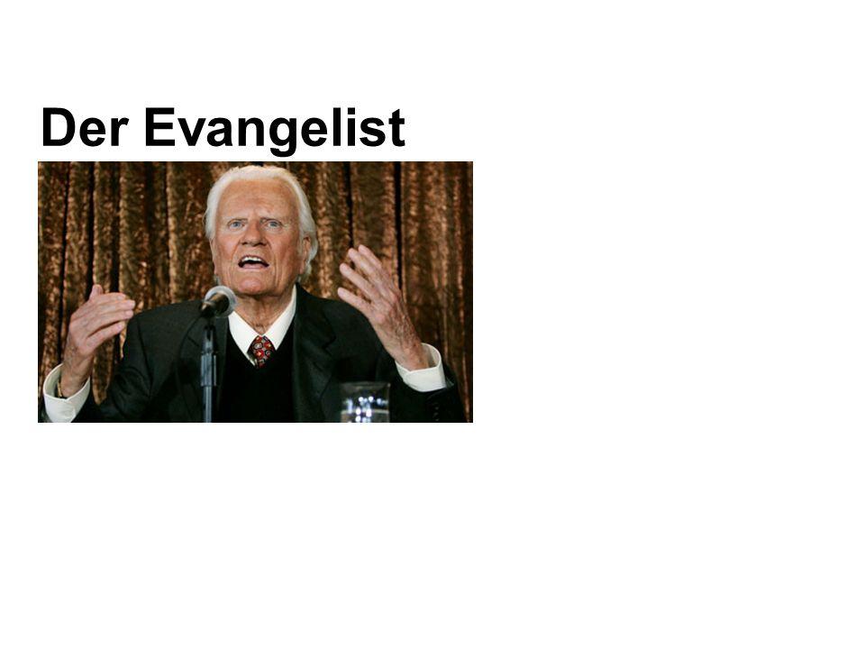 Der Evangelist