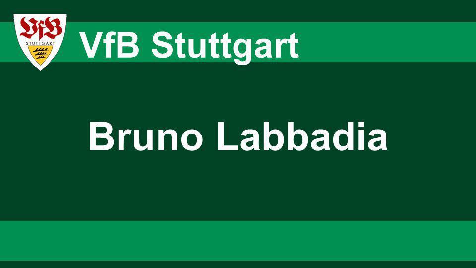 Bruno Labbadia VfB Stuttgart