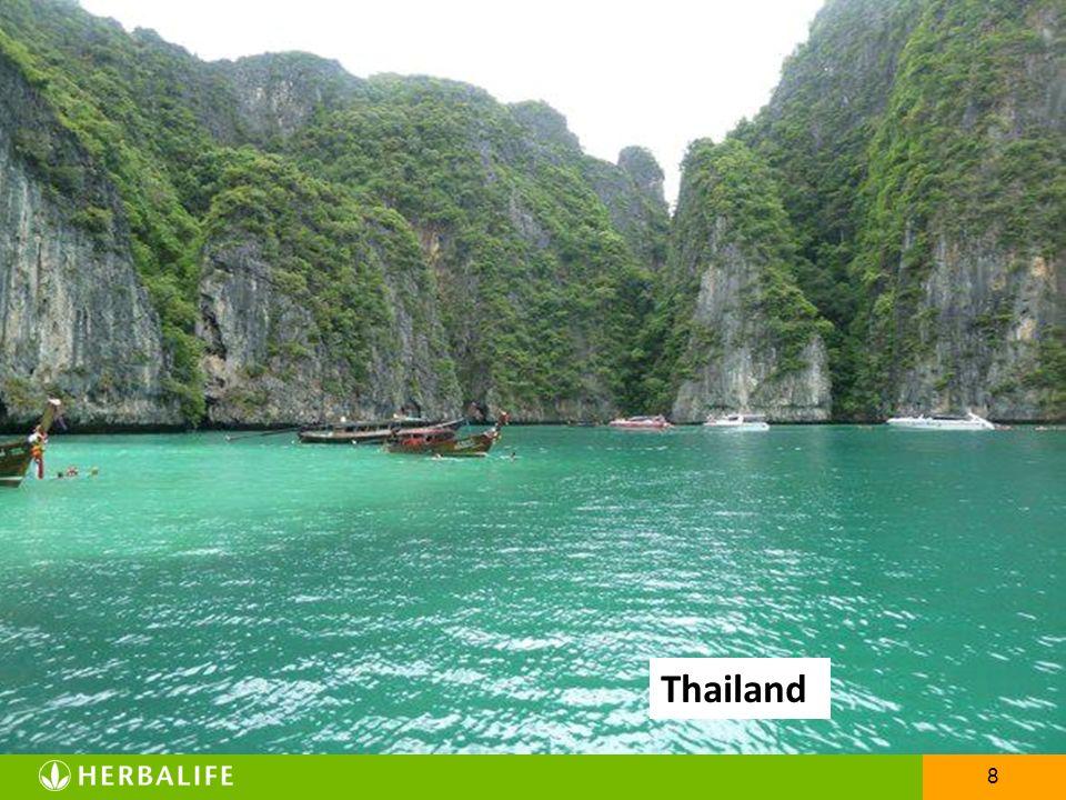 8 Thailand