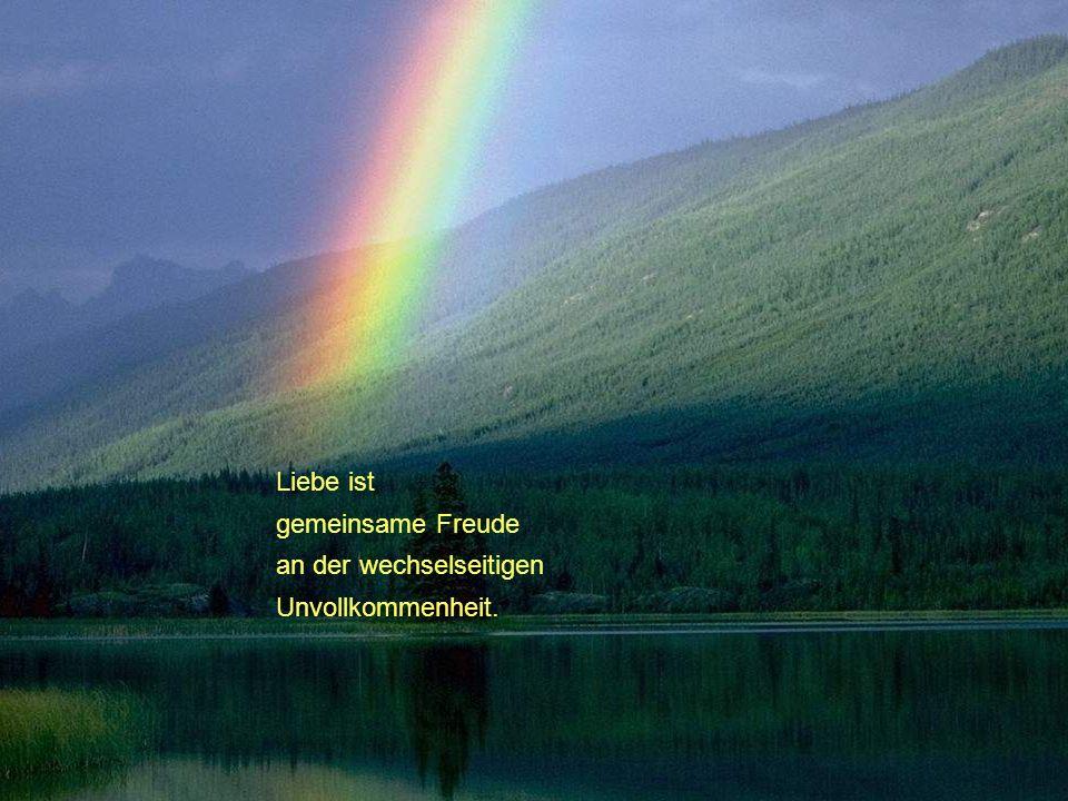 Deine Liebe ist hell und leicht wie ein Sommertag, farbenfroh wie ein Blumenstrauß und zauberhaft wie ein Märchenwald.
