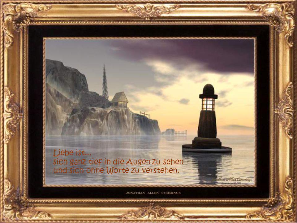 Wo sich Wahrheit und Phantasie begegnen, da ist das höchste menschliche Gefühl.. …die Liebe Weiter mit Mausklick