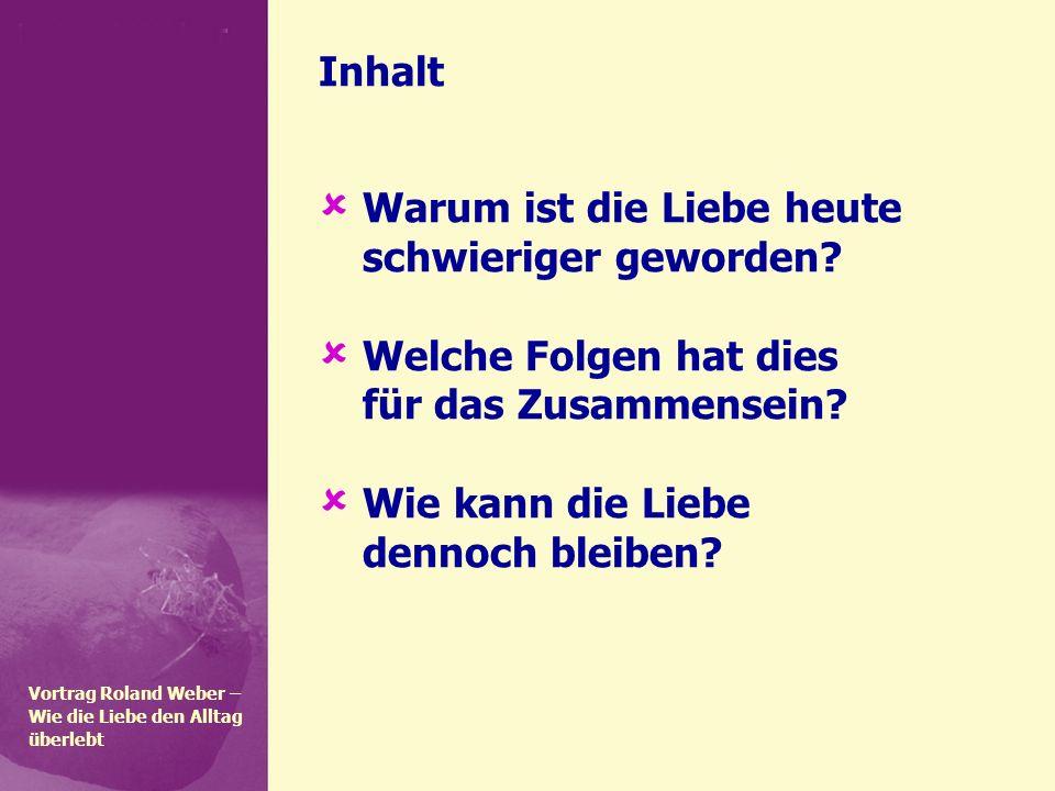 Schwierige Zeiten Auswirkungen Bleibende Liebe 2.