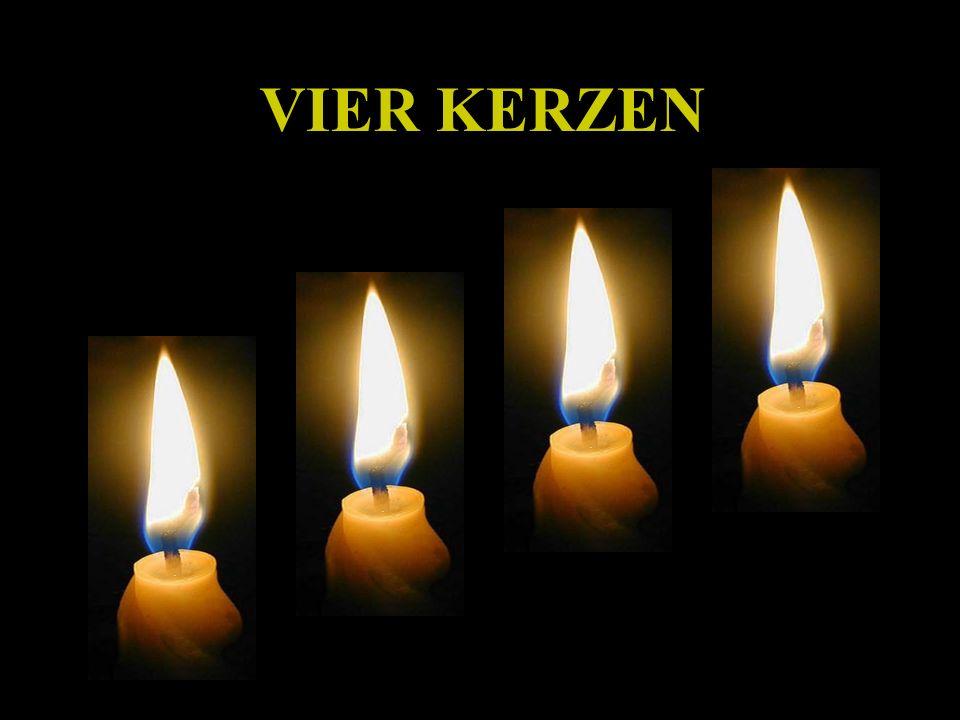 ...und jeder von uns sollte die Flammen: des Friedens, des Glaubens, der Liebe und der Hoffnung aufrechterhalten.