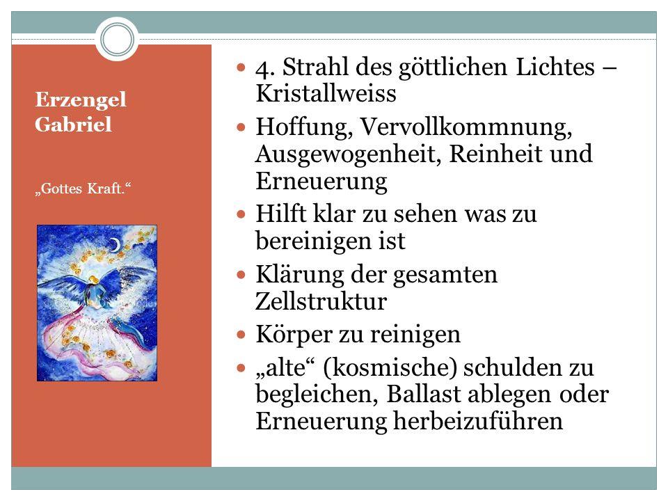 Erzengel Raphael Gott heisst.5.