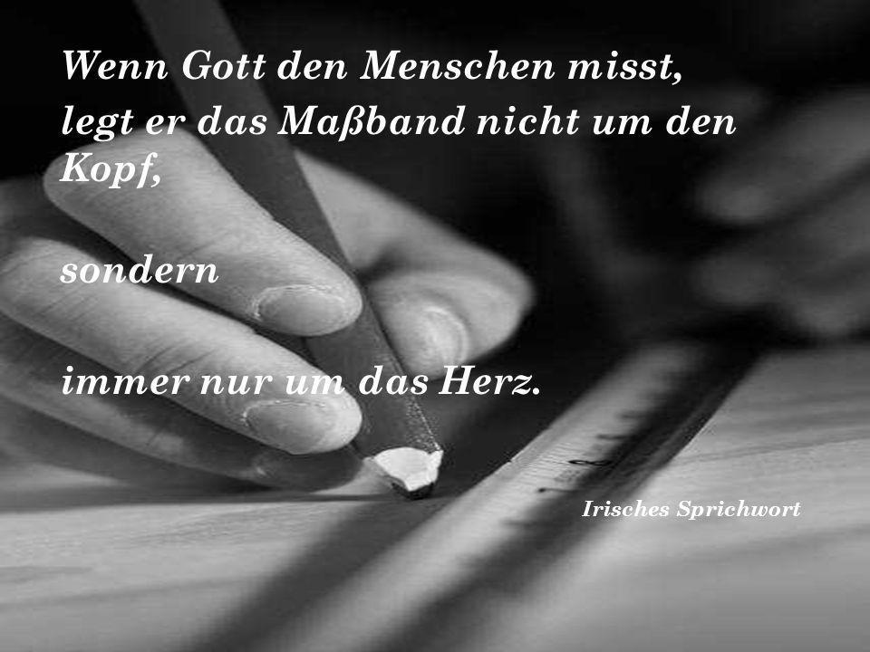Wer sich und andere der Musik öffnet, befindet sich auf den Spuren der Engel. Ralf Sauer
