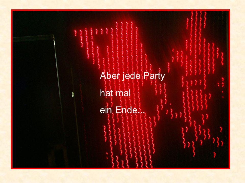 Aber lieber ein Ende ohne Schrecken als erschrecken vorm Hesse?!