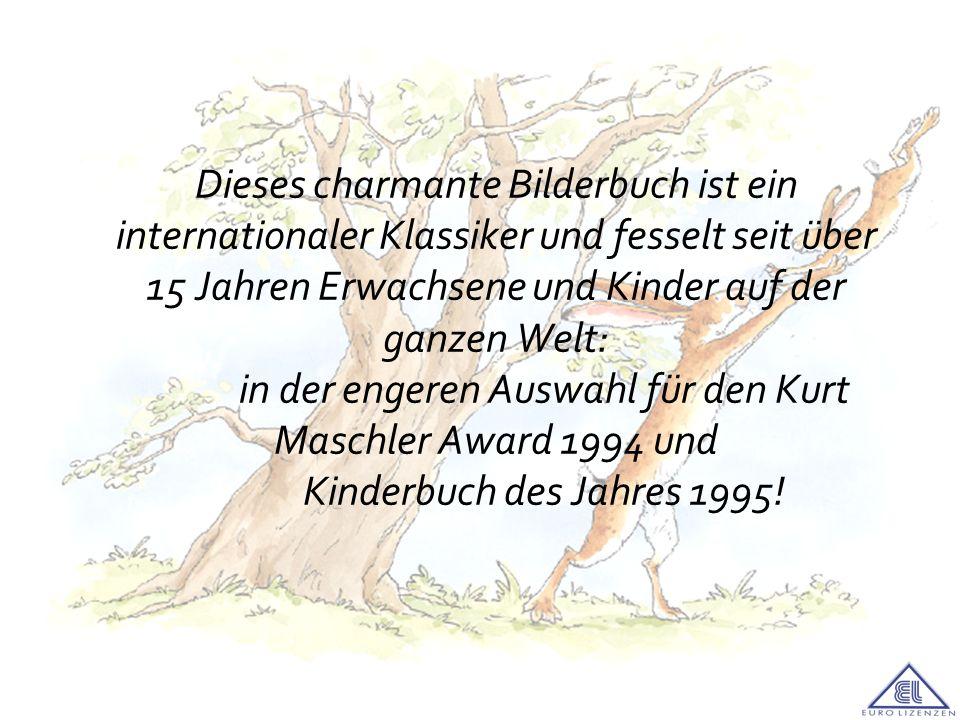 Die bezauberndste Bilderbuch- Liebesgeschichte der Welt FAMILIE & CO.