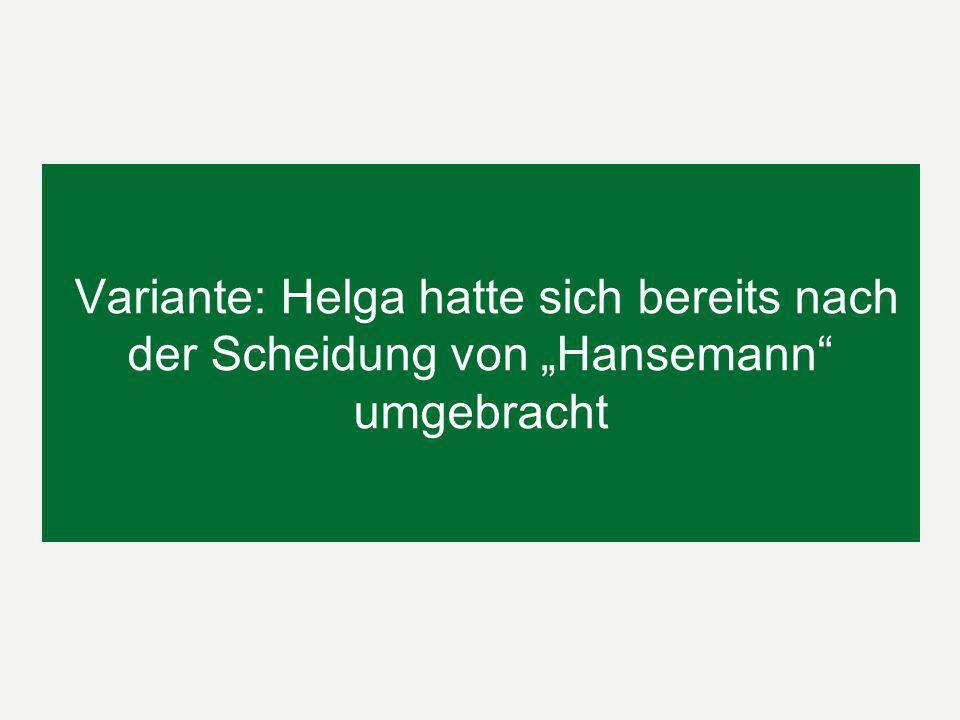 Hans Beimer Anna Ziegler Helga Beimer Benny Lea Klausi Marion Friedhelm Z. Sophie Sarah Tom Gesetzliche Erben 2. Ordnung (§ 1925 BGB) 1/10 Martin 1/10