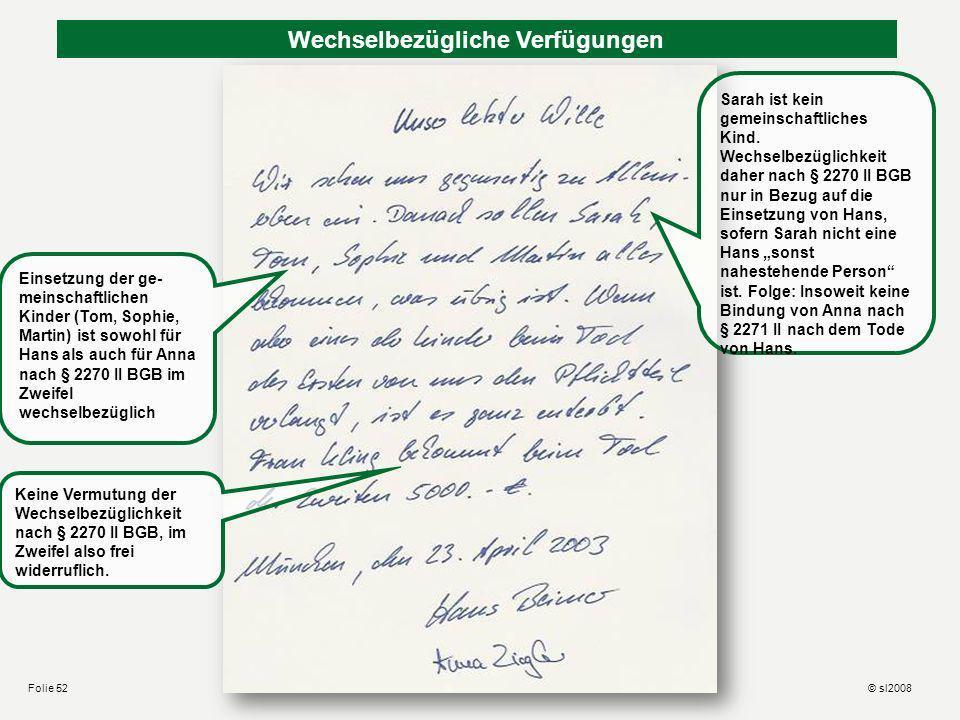 Hans Beimer Anna Ziegler Helga Beimer Benny Lea Klausi Marion Friedhelm Z. Sophie Sarah TomMartin Franz Wittig (Onkel Franz) …wenn dem einen Ehegatten