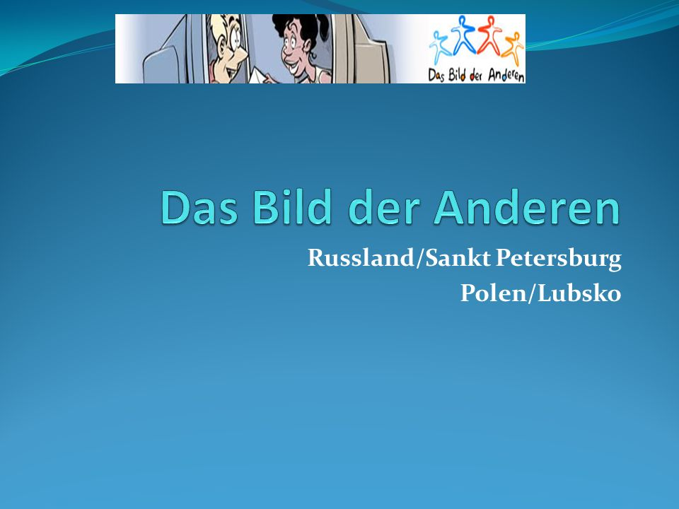 Russland/Sankt Petersburg Polen/Lubsko