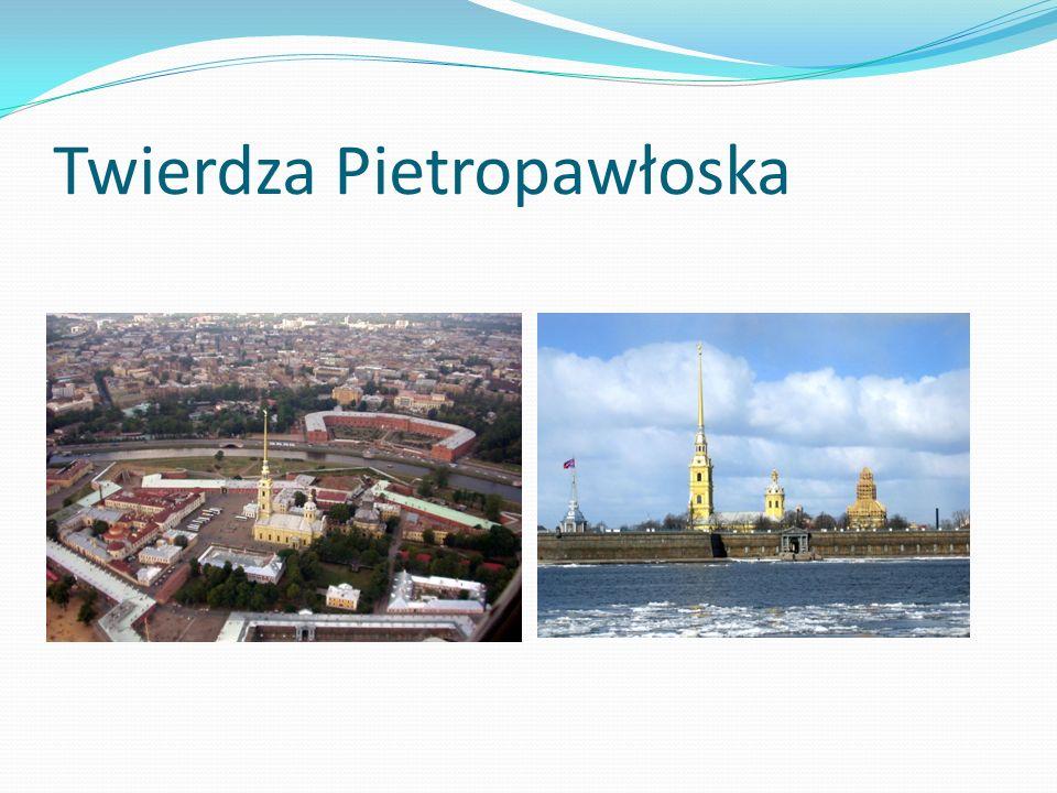 Twierdza Pietropawłoska
