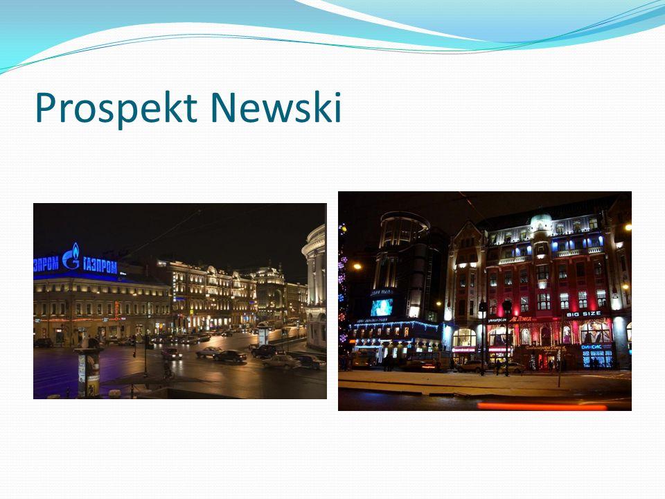 Prospekt Newski