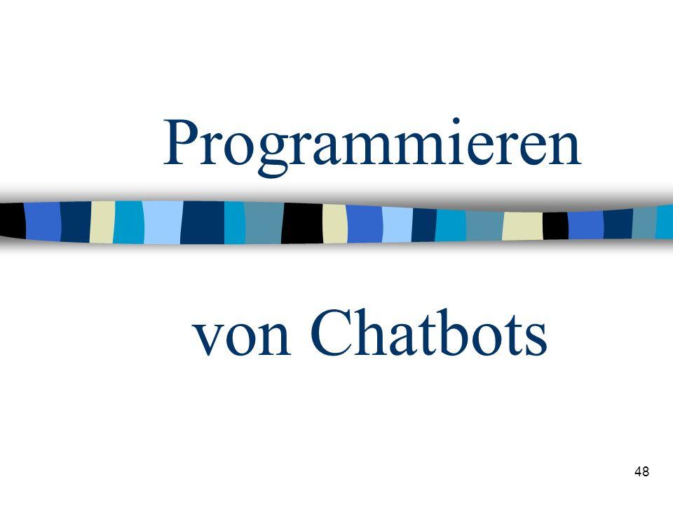 48 Programmieren von Chatbots