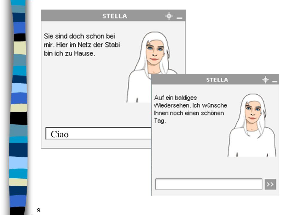40 Bedeutung von Chatbots (4) Beispiel natürlichsprachige Autosuche Bisher