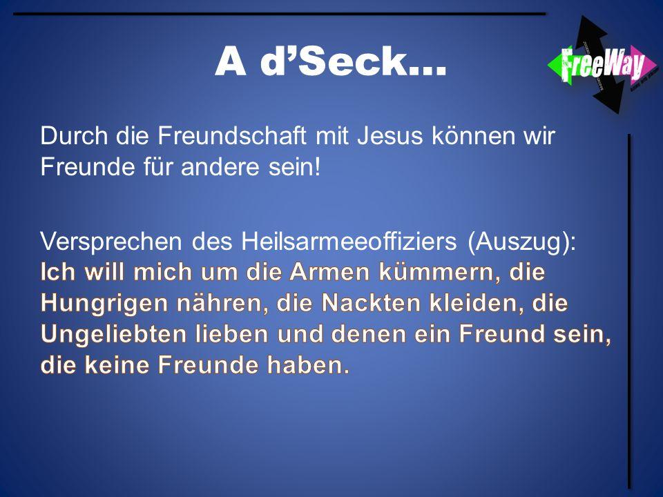 A dSeck…