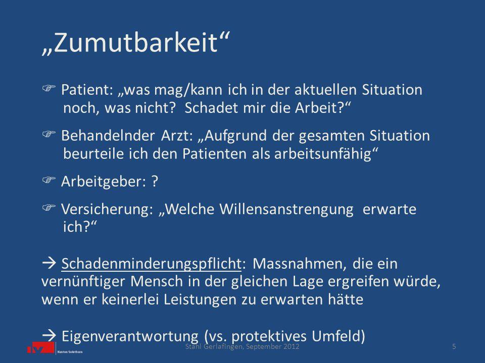 Patient: was mag/kann ich in der aktuellen Situation noch, was nicht.