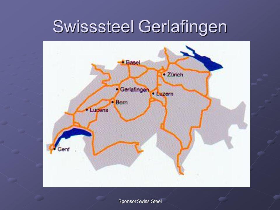 Sponsor Swiss-Steel Swisssteel Gerlafingen