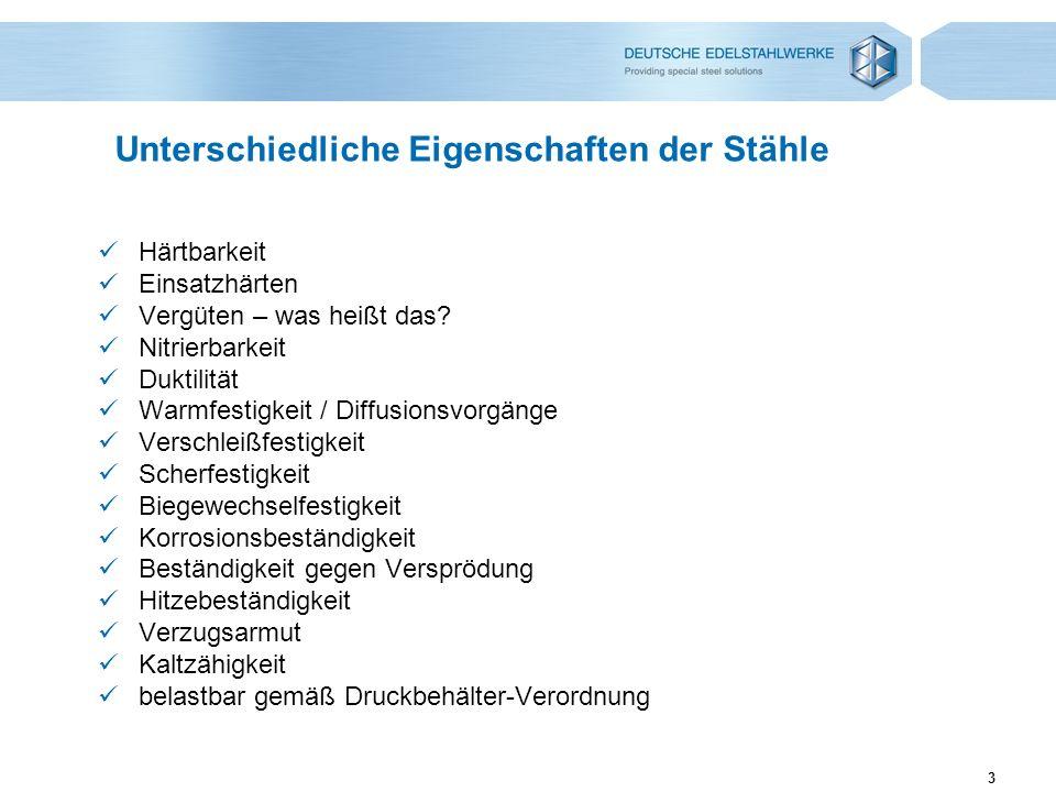 14 Edelstahl Rostfrei – Verarbeitung Der Widerspruch zwischen Verarbeitung und Einsatz an zwei Beispielen W.-Nr.