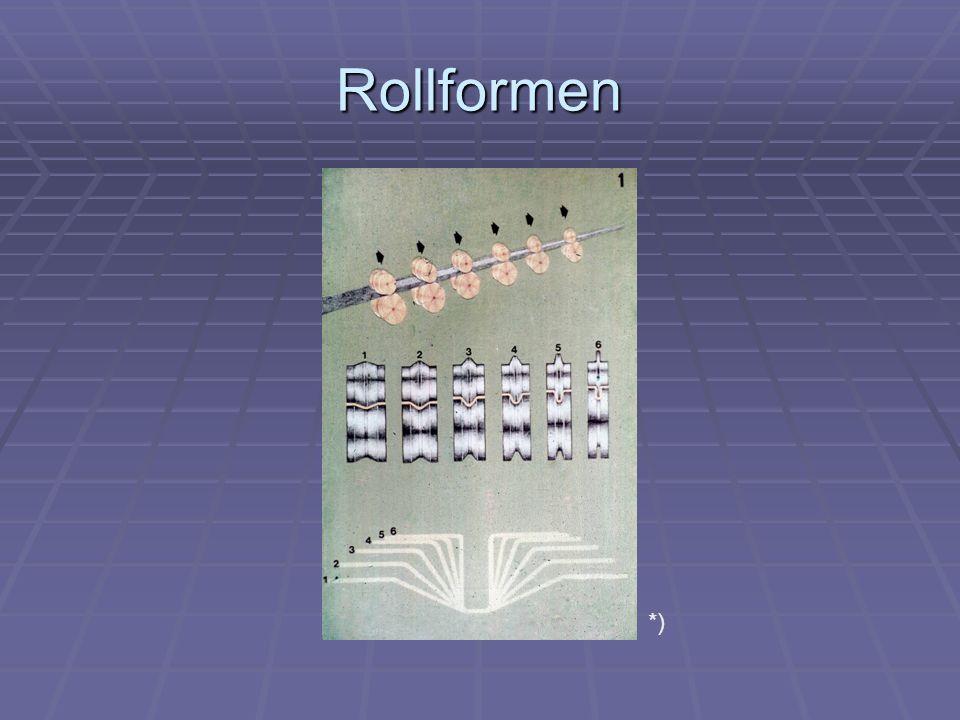 Rollformen
