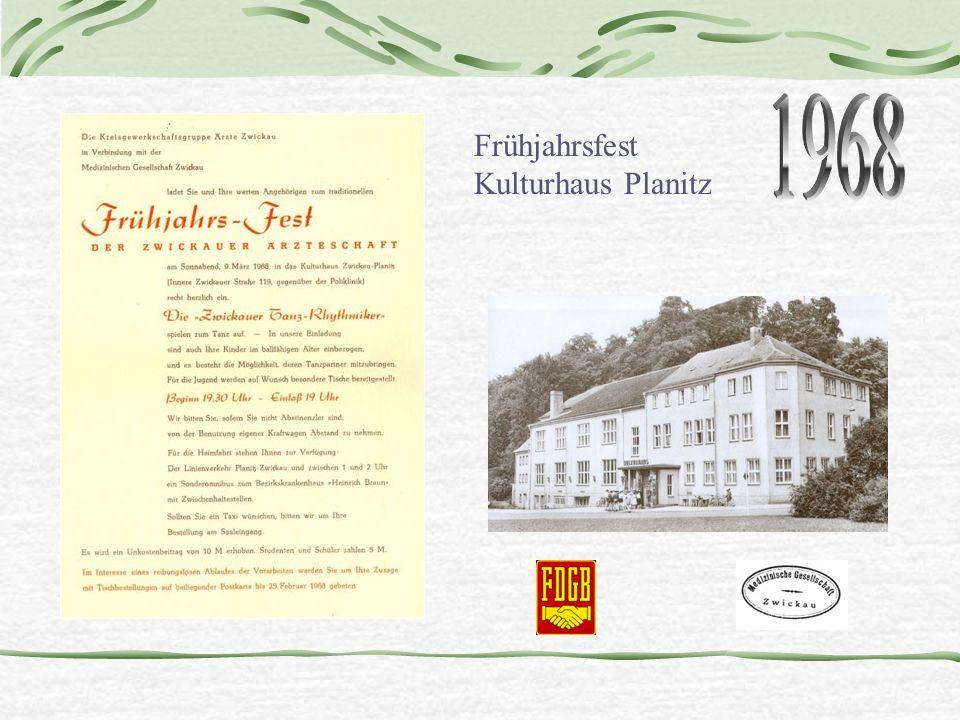 Frühjahrsfest Kulturhaus Planitz