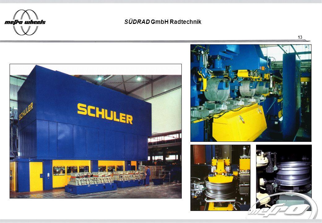 13 SÜDRAD GmbH Radtechnik