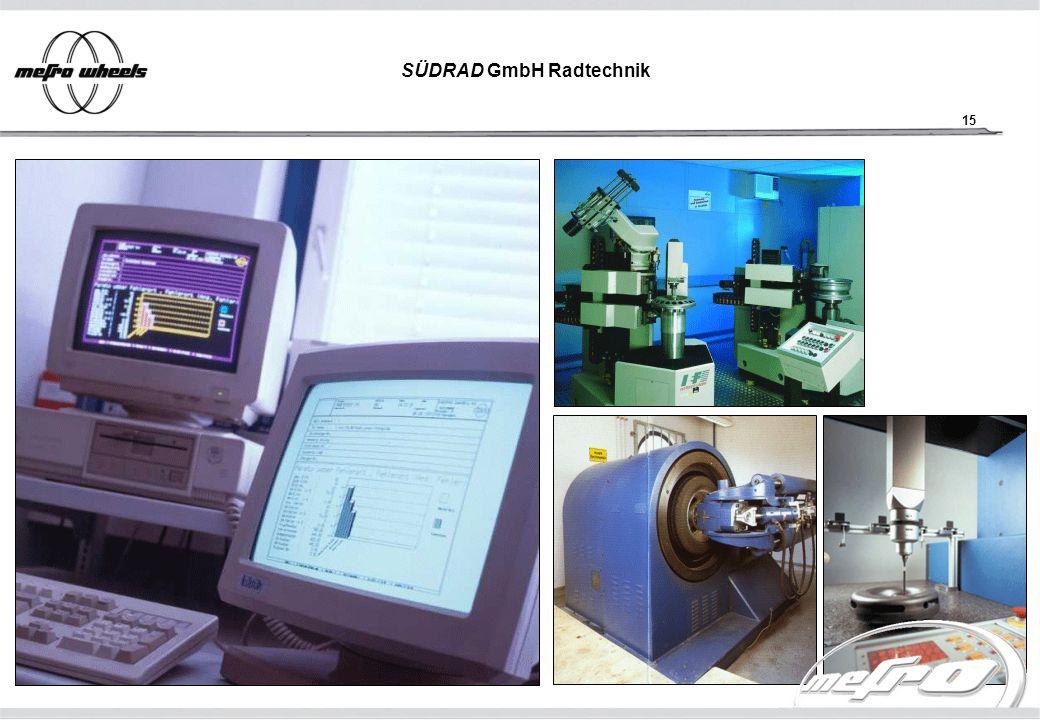 15 SÜDRAD GmbH Radtechnik