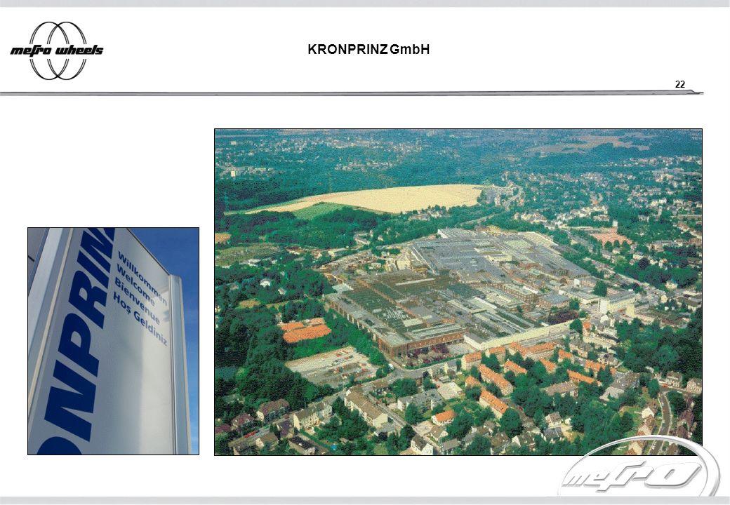 22 KRONPRINZ GmbH