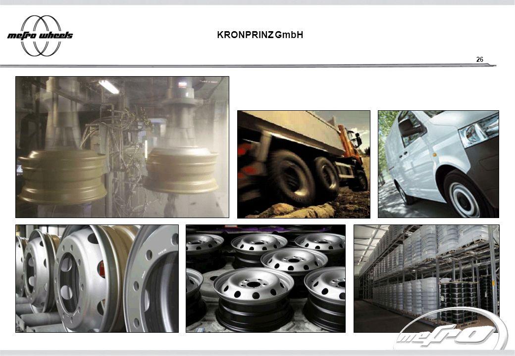 26 KRONPRINZ GmbH