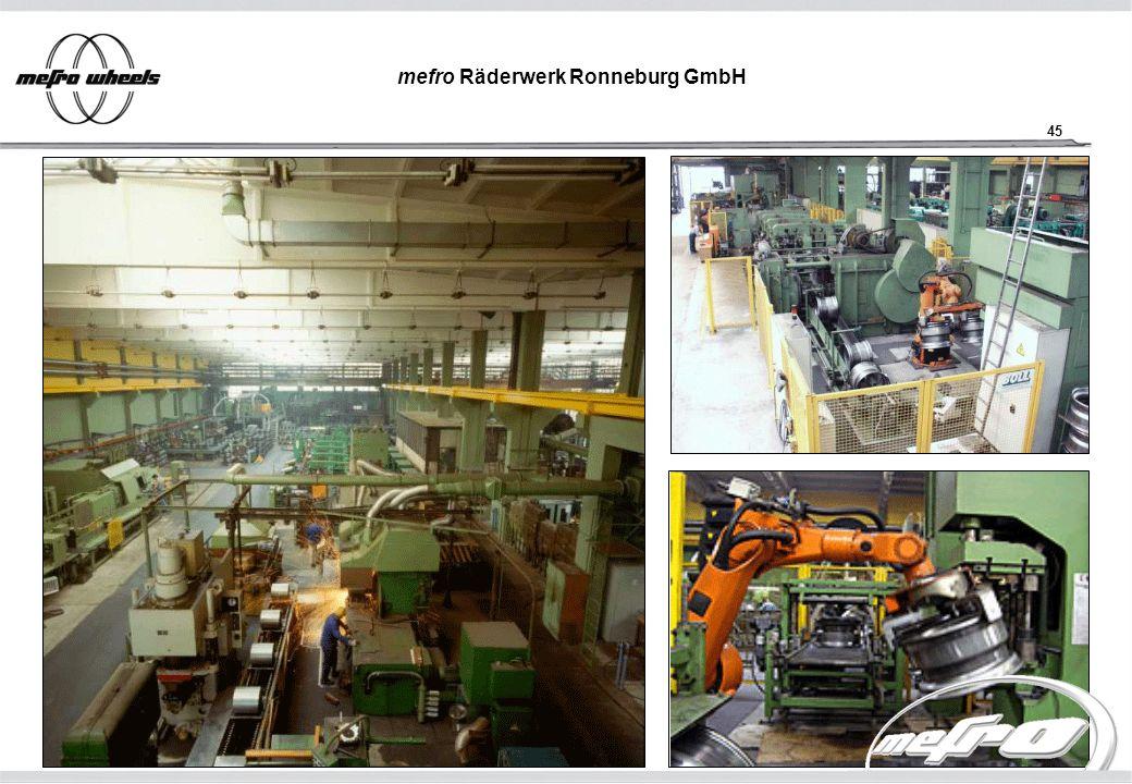45 mefro Räderwerk Ronneburg GmbH