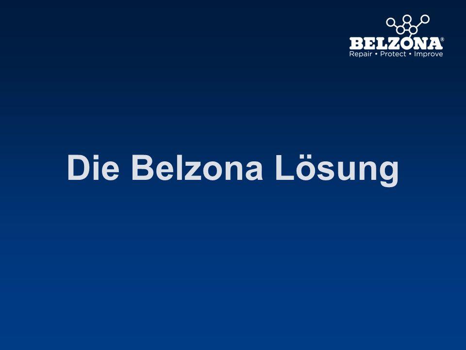 Die Belzona Lösung