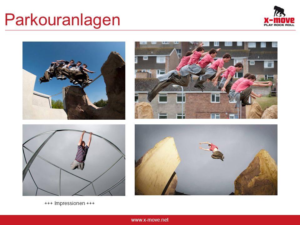 www.x-move.net Parkouranlagen +++ Impressionen +++