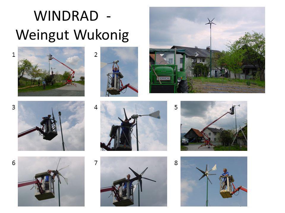 WINDRAD - Weingut Wukonig 12 345 678