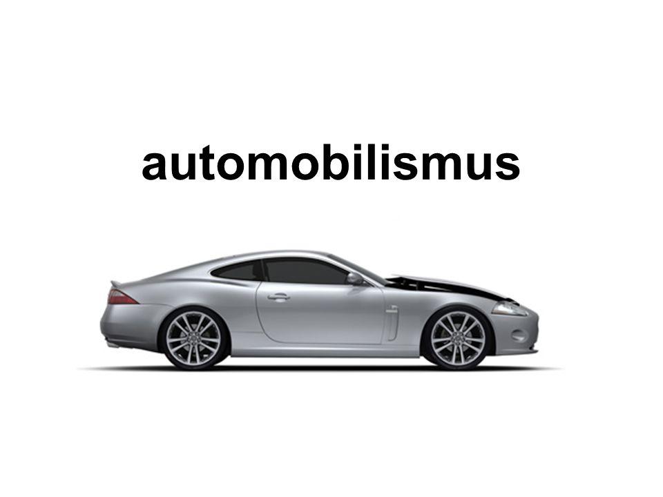 automobilismus