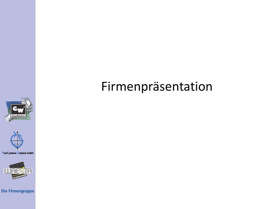 Firmenpräsentation