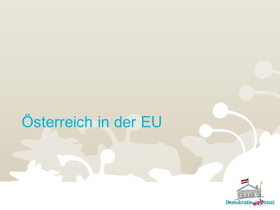 Österreich in der EU