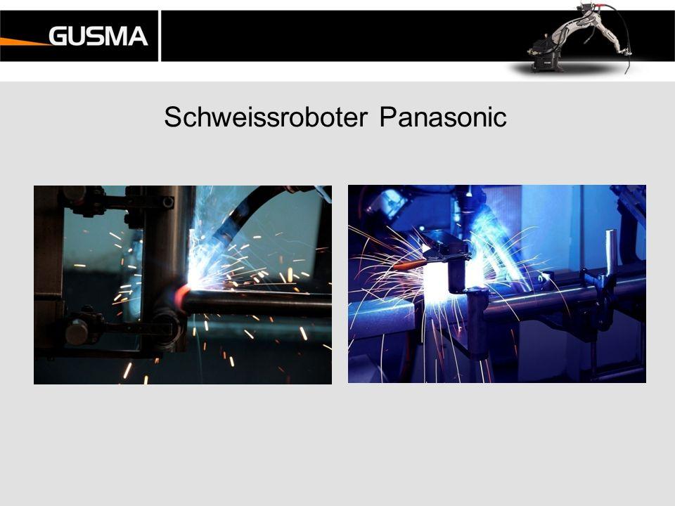 Schweissroboter Panasonic