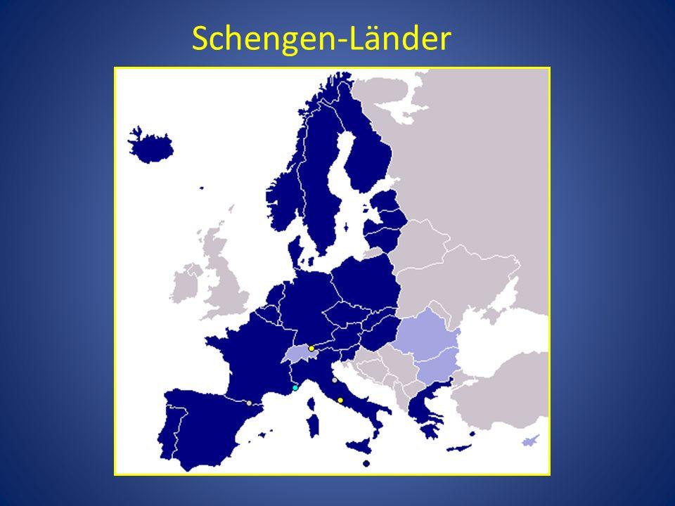 Schengen-Länder