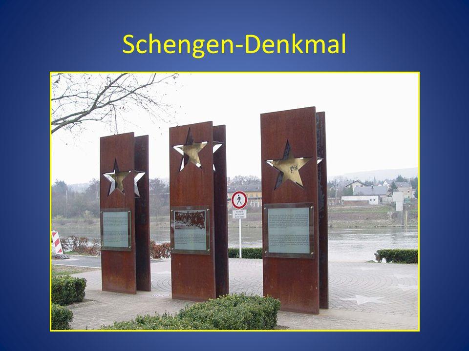 Schengen-Denkmal