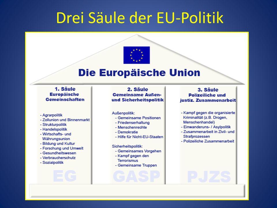 Als Exekutivorgan sorgt die Kommission für die korrekte Ausführung der europäischen Rechtsakte, die Umsetzung des Haushalts und der beschlossenen Programme.