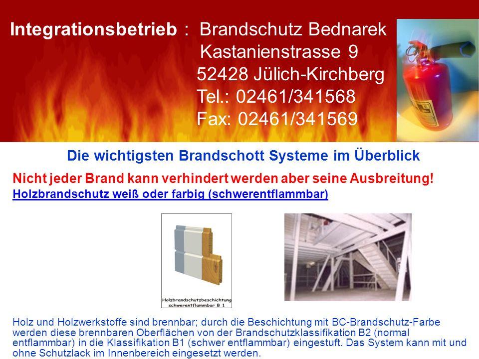 Die wichtigsten Brandschott Systeme im Überblick Nicht jeder Brand kann verhindert werden aber seine Ausbreitung! Holzbrandschutz weiß oder farbig (sc