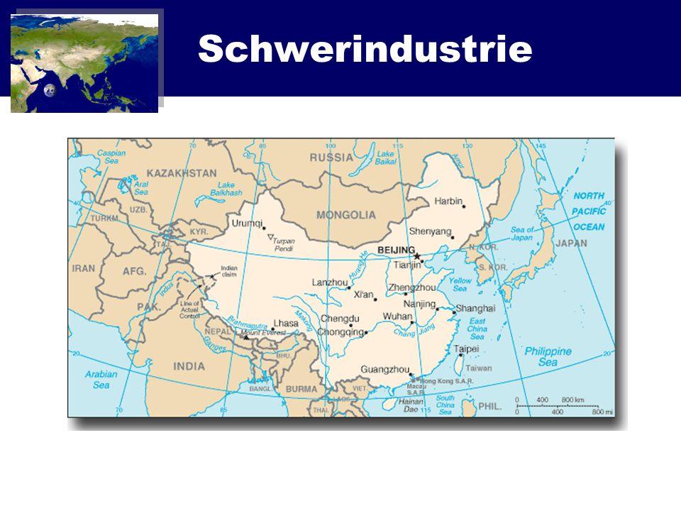 Elektronikindustrie Umweltverschmutzung durch die Produktion von Elektronikprodukten –Greenpeace –Produktion von Leiterplatten und Halbleiterchips –China, Thailand, Philippinen –Analyse von Abwasser- und Grundwasserproben und Bodenablagerungen –Verschmutzung mit schädlichen Chemikalien –Gesundheitliche Folgen