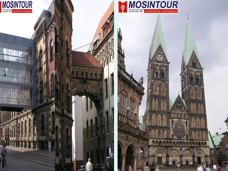 Als 845 der Erzbischofssitz von Hamburg nach Bremen verlegt wurde, begann siech Bremen schnell zu entwickeln.